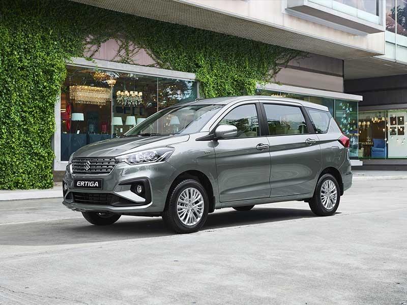 Suzuki - Ertiga